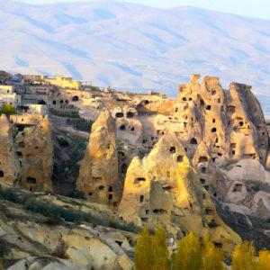 Ancient-Houses-Cappadia-Turkey