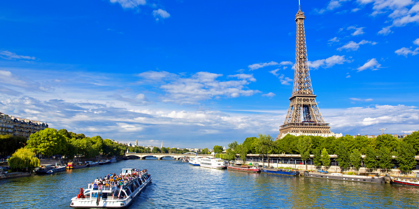 12 Reasons to Fall in Love With Paris |River Seine Paris