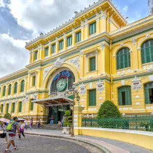 Ho Chi Minh city tour
