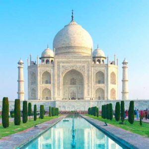 Tour India - Taj Mahal