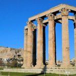 8Temple of Olympian Zeus
